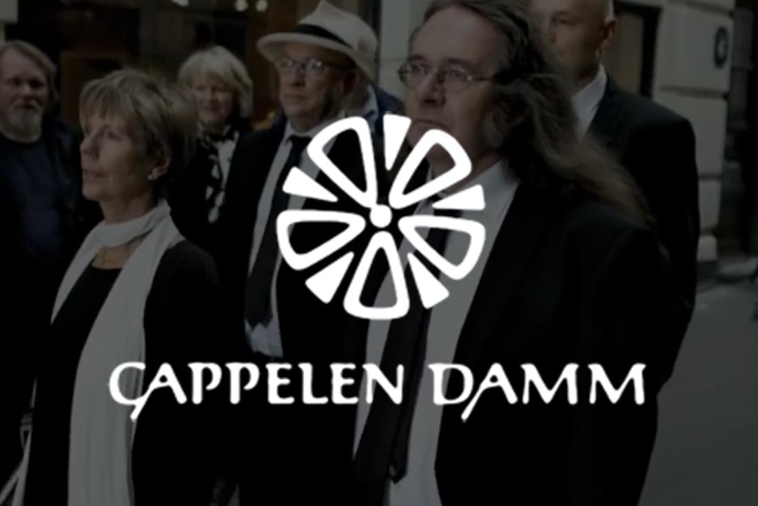 Reklamefilm-Årets store romaner fra Cappelen Damm