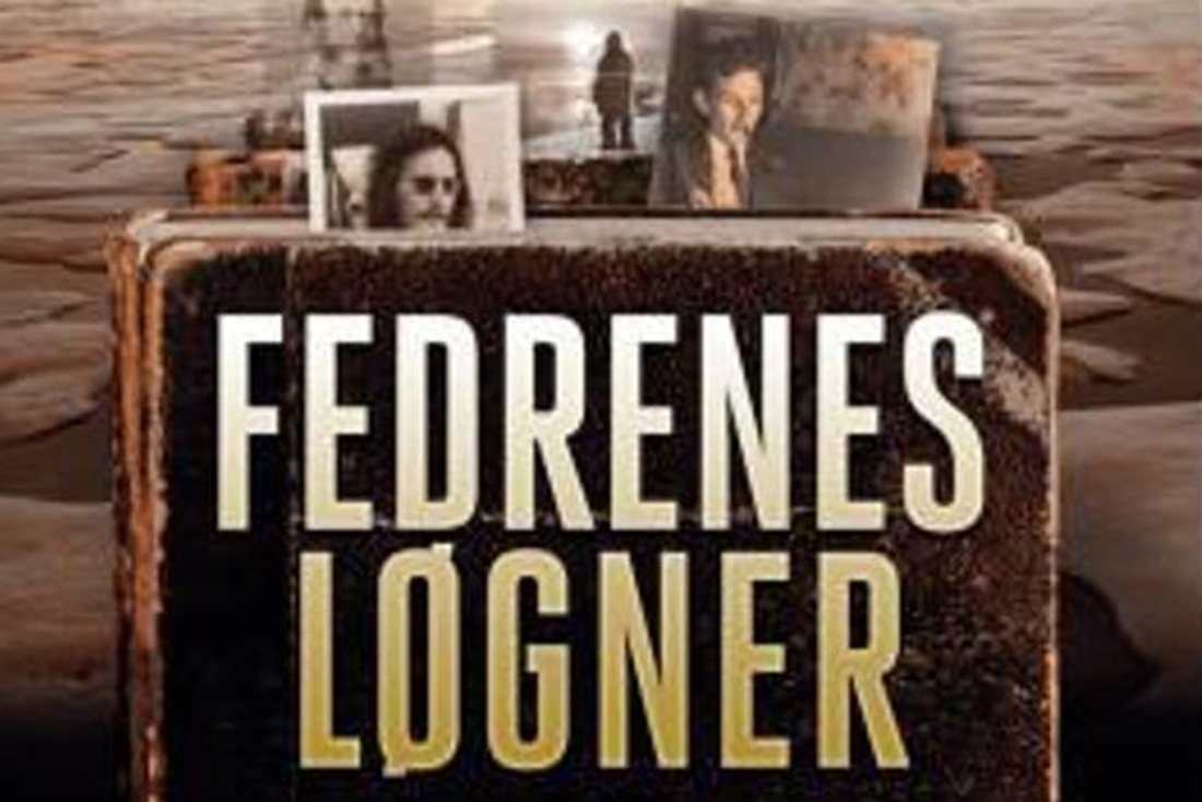 Fedrenes løgner en ny roman av Tom Egeland