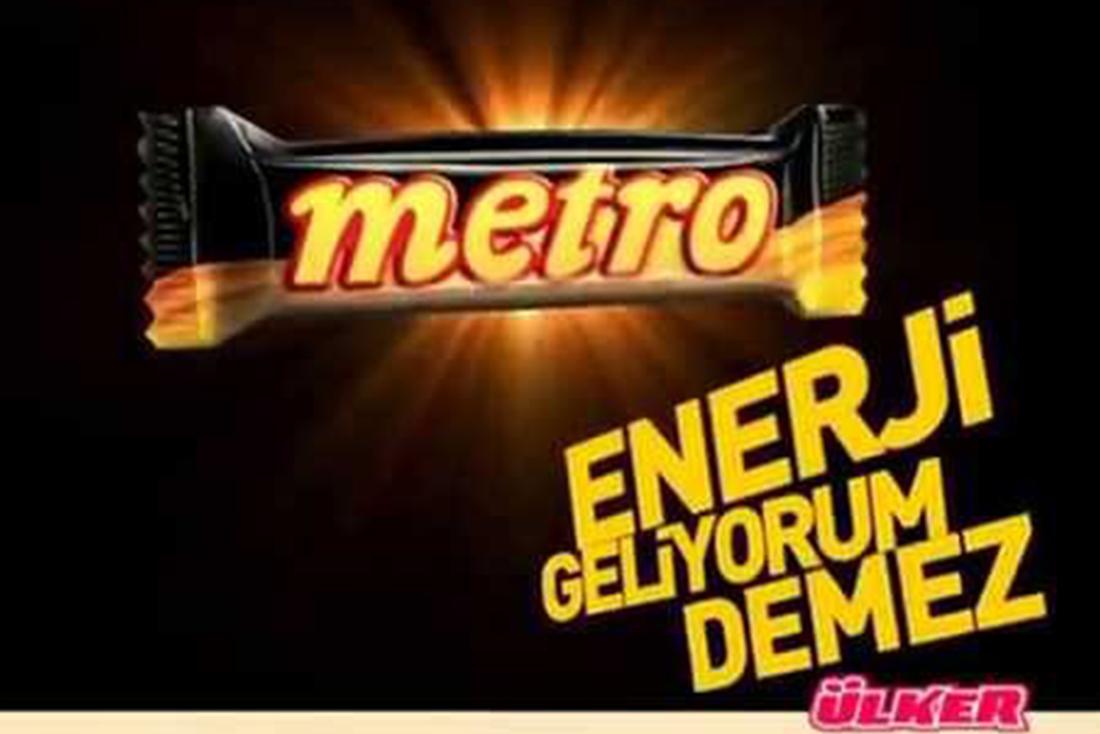 Ulker Metro Enerjisiyle Hediyeler Geliyorum Demez!